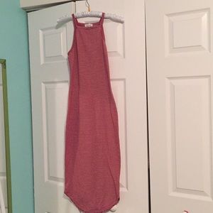 Urban outfitters Red and white dress